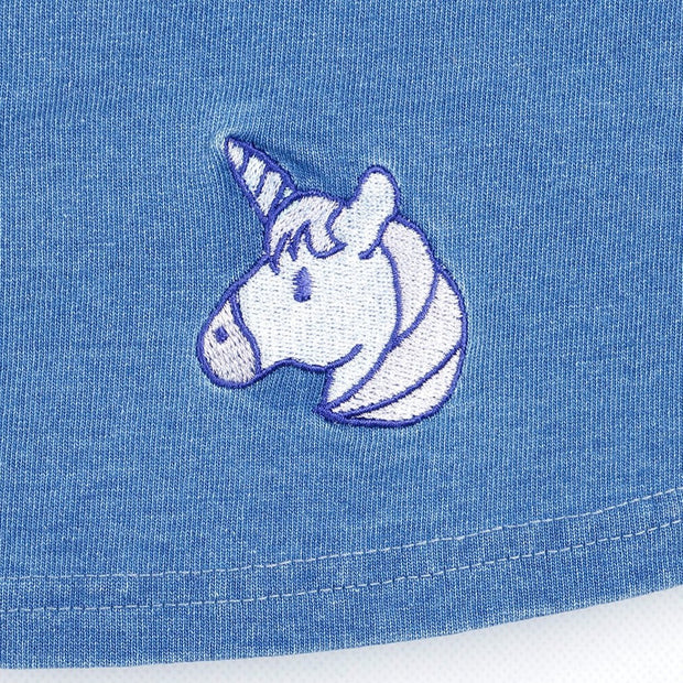 Unicorn patch DRESS (2 colors) SS20