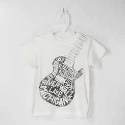 Guitar Tee - CHICAGO