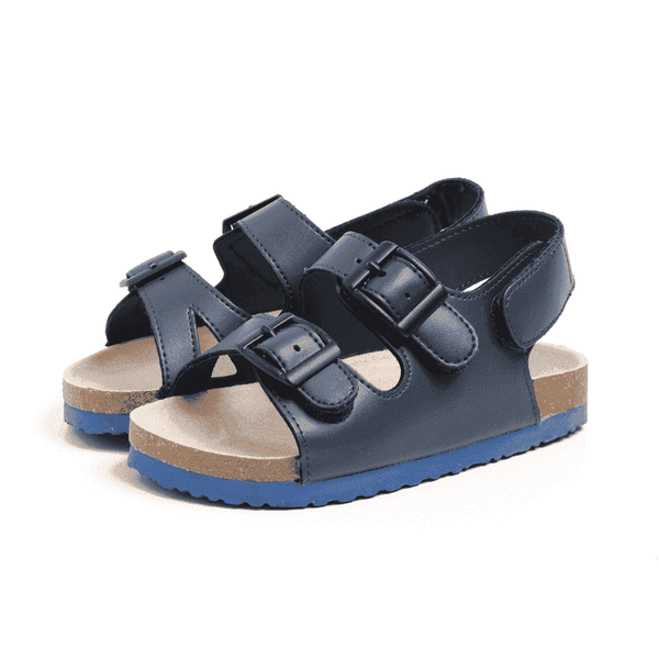 toddler size sandals navy blue 18ss navy blue