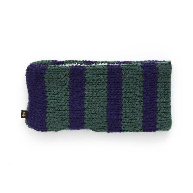 Striped Neck Warmer
