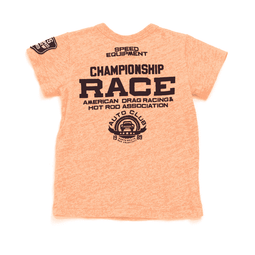 Racing Car Tee - ORANGE 18ss