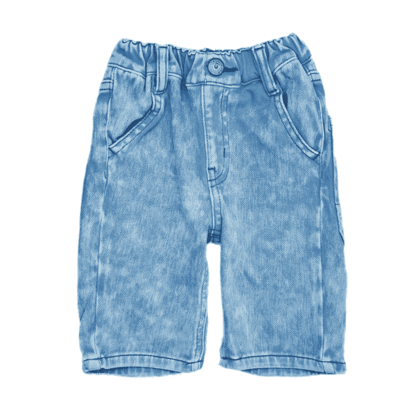 Knit Denim Pants - BLUE 18ss - Bit'z Kids