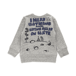 Camel Space Sweatshirt - Bit'z Kids