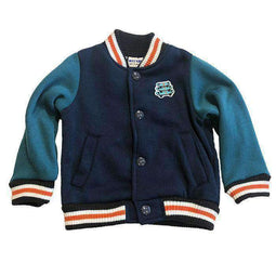 nyc blouson navy blue