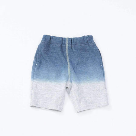 W Gauze Plaid Shorts  - BLUE 18ss