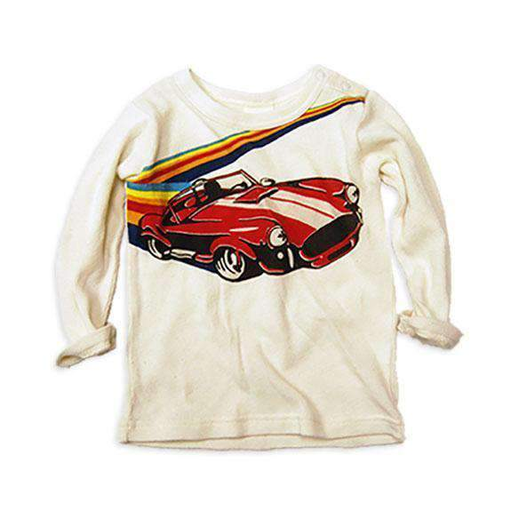 Baby Boys' Racing Car Tee - Bit'z Kids