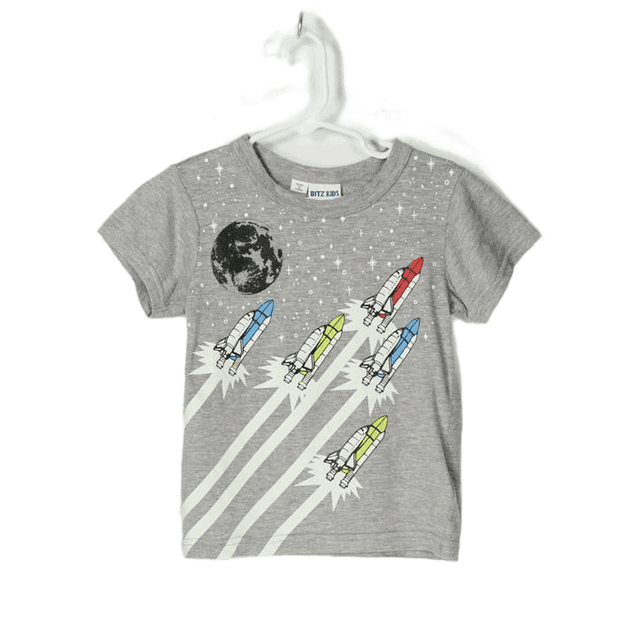 Glow in the Dark Space Trip Tee