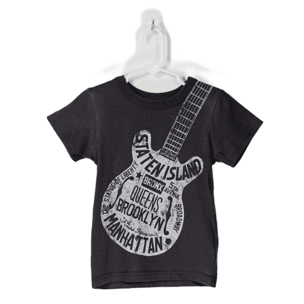 Guitar Tee - New York