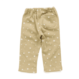prints shaggy cut off pants khaki