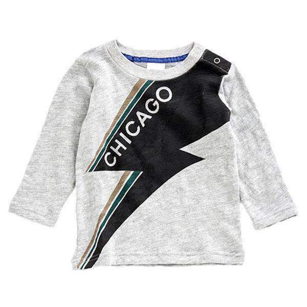 Baby Boys City Tee - Bit'z Kids