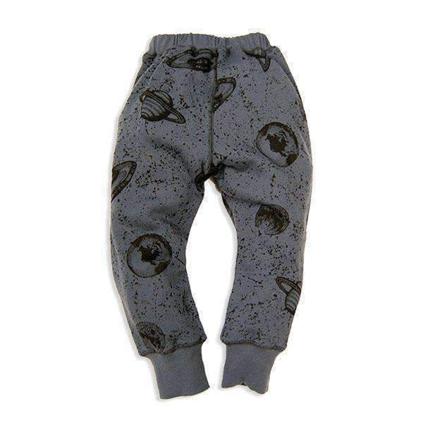 printed sweatpants charcoal
