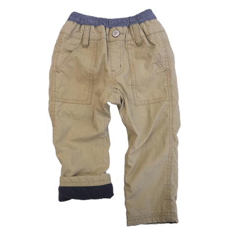 brown boys pants for toddlers and boys