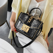 Load image into Gallery viewer, Female Crossbody Tote Bags Women 2019 Quality Leather Luxury Handbags Designer Sac Main Ladies Serpentine Shoulder Messenger Bag