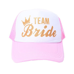 Baseball Cap Bride To Be Bachelorette Party Bridal Shower Wedding Party Decoration Bride Hen Party Accessories,Q