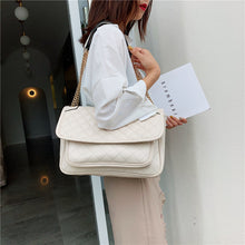 Load image into Gallery viewer, High Quality Pu Leather Women Tote Bags Fashion Desiger Large Capacity Female Handbags Shoulder Bag Luxury Ladies Crossbody Bag