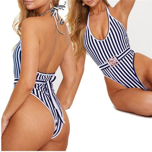 High Leg Cut Swimsuit One Piece Swim Suit Hater Swimwear 2019 Female Badpak May Bathing Suits Tanga Beach Sexy 1 Piece Monokini