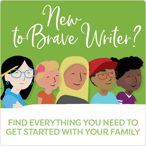 Brave Writer Bundles