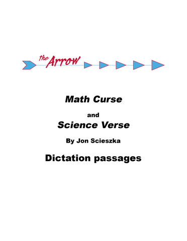 Math Curse and Science Verse