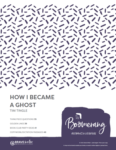 How I Became a Ghost