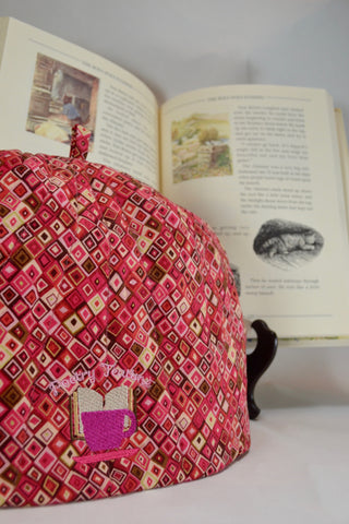 Poetry Teatime Tea Cozy*