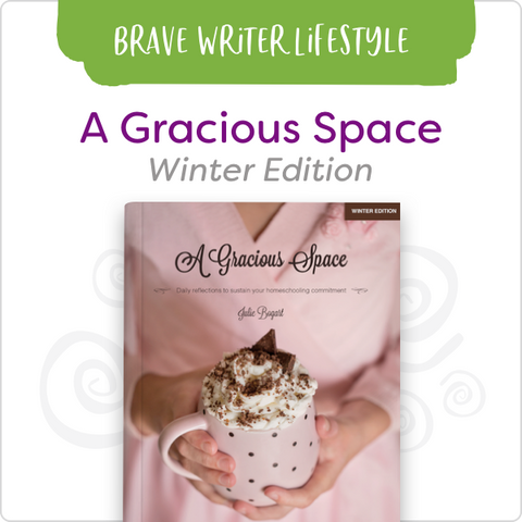 A Gracious Space: Winter Edition