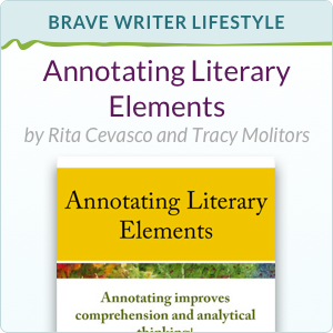 Annotating Literary Elements