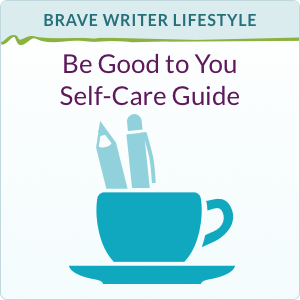 """Be Good to You"" Self-Care Guide"