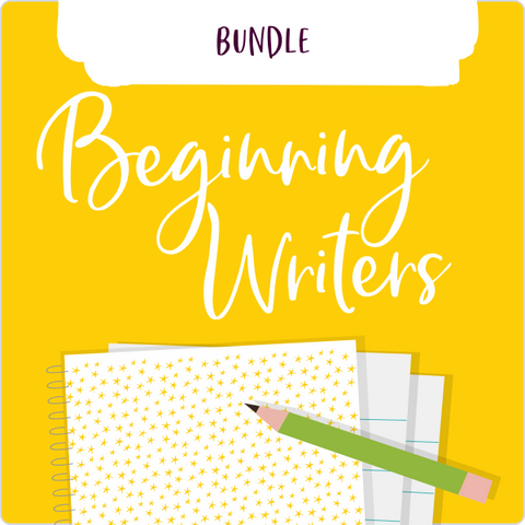 Beginning Writers Bundle