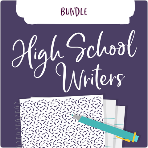 High School Writers Bundle