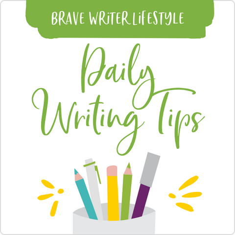 Daily Writing Tips: Volume One