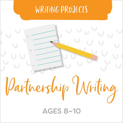 Partnership Writing (9-10 yrs)