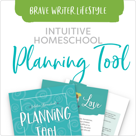 Intuitive Homeschool Planning Tool