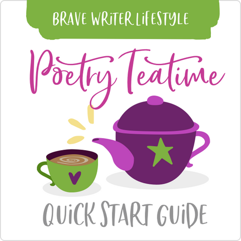 *FREE* Poetry Teatime Quick Start Guide