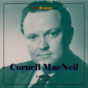 Compilation: Cornell MacNeil - featuring arias and excerpts from Pagliacci, Tosca, Ernani, Forza, Aida, Nabucco, Rigoletto and More!