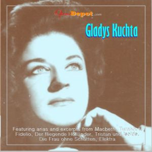 Compilation: Gladys Kuctha - Arias and excerpts from Macbeth, Turandot, Fidelio and more