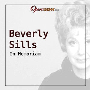 Compilation: Beverly Sills - Excerpts from Aida, Faust, Puritani, Lucia, Hoffmann, Hippolyte et Aricie and Manon.