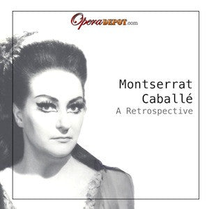 Compilation: Montserrat Caballé - Arias and Excerpts from Norma, I Vespri Siciliani, La donna del Lago, Manon Lescaut, Salome, Der Rosenkavalier, Don Carlo and Many More!