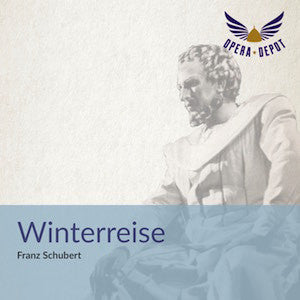 Schubert: Winterreise - Hans Hotter, 1976 & 1947. Plus: Excerpts from Wagner Operas