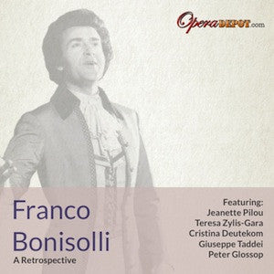 Compilation: Franco Bonisolli - Excerpts from Vespri, La donna del lago, Don Pasquale, Forza, Butterfly, Clemenza and more!