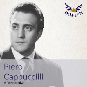 Compilation: Piero Cappuccilli - Arias and excerpts from Aida, Don Carlo, Puritani, Luisa Miller, Vespri and more