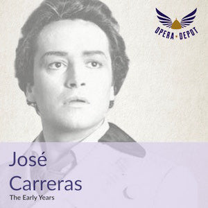 Compilation: José Carreras - Excerpts from Don Carlo, Traviata, Ballo, Il Giuramento, Tosca, Butterfly and more