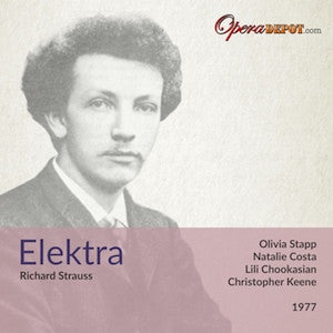 Strauss: Elektra - Stapp, Costa, Chookasian, Cross, Crabbe; Keene. 1977