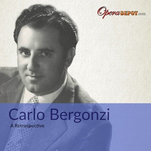 Compilation: Carlo Bergonzi - Excerpts from Ballo, Aida, Mefistofele, Trovatore, Forza and more
