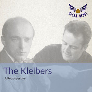 Compilation: Erich & Carlos Kleiber - Excerpts from Wozzeck, Falstaff, Otello, Elektra, Tristan & The Ring