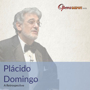 Compilation: Placido Domingo - Arias from Don Carlo, Aida, Cavalleria Rusticana, Hippolyte et Aricie, Werther, Manon and more