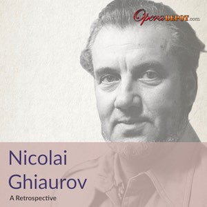 Compilation: Nicolai Ghiaurov - Excerpts from Mefistofele, Don Carlo, Attila, Boris Godunov, Nabucco and more