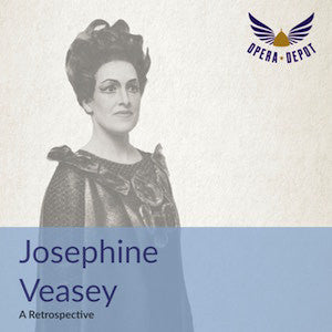 Compilation: Josephine Veasey - Arias from Les Troyens, Così fan tutte, Don Carlo, Forza, Tristan, Rosenkavalier and the Ring