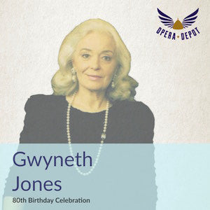 Compilation: Gwyneth Jones 80th Birthday Celebration - Arias from Don Giovanni, Leonore, Don Carlo, Götterdämmerung, Elektra and more
