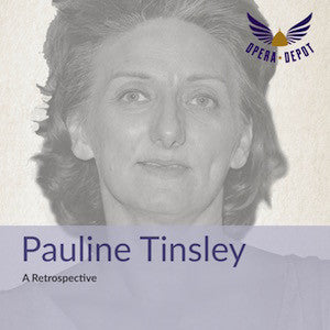 Compilation: Pauline Tinsley - Arias from Agrippina, Macbeth, Nabucco, Cavalleria, Forza, Jenufa, Salome and more