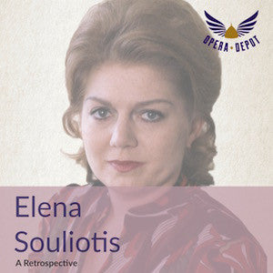 Compilation: Elena Souliotis - Arias from Norma, Anna Bolena, Nabucco, Macbeth, Forza, Aida, Tosca, and more